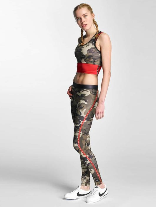 Sixth June Tank Tops 2 in 1 camouflage