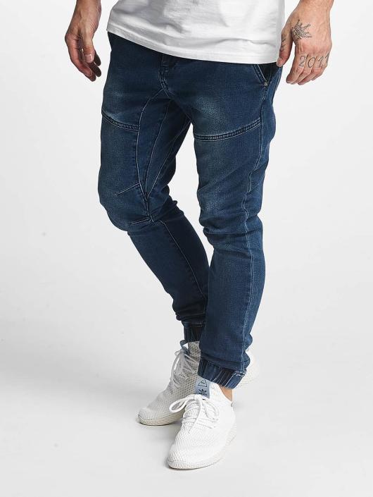 Sky Rebel Sweat Pant Ron Jogger blue