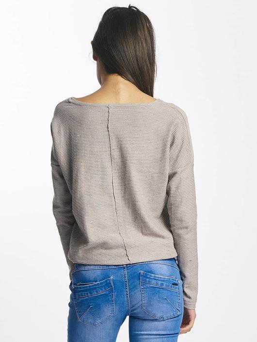 Sublevel Longsleeve Oversize gray