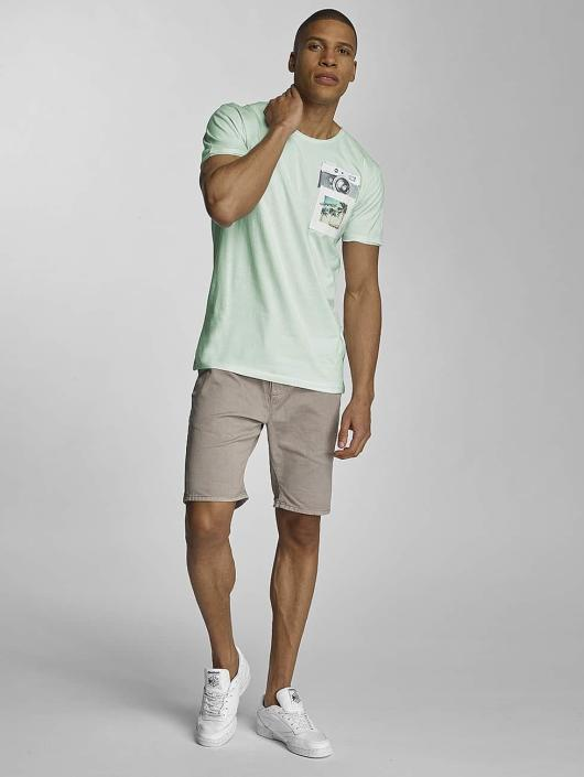 Sublevel T-Shirt Summer Vibes Only green