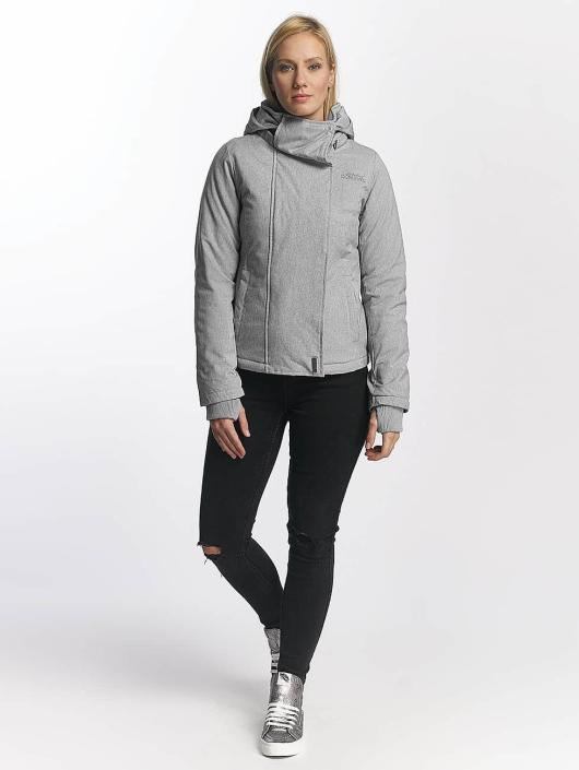 Sublevel Winter Jacket Jacket Pencil gray