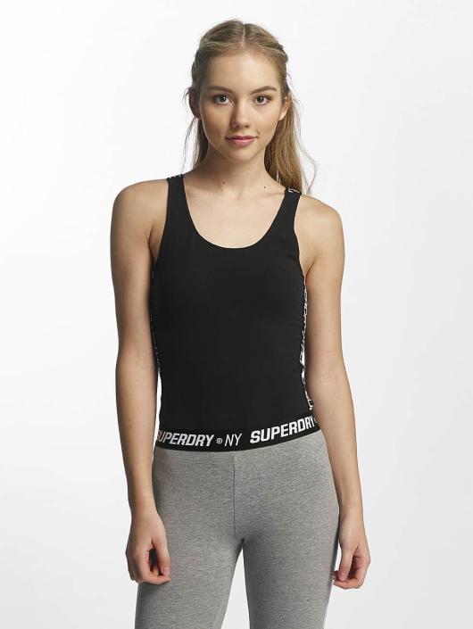 Superdry Body Athletic Strap black