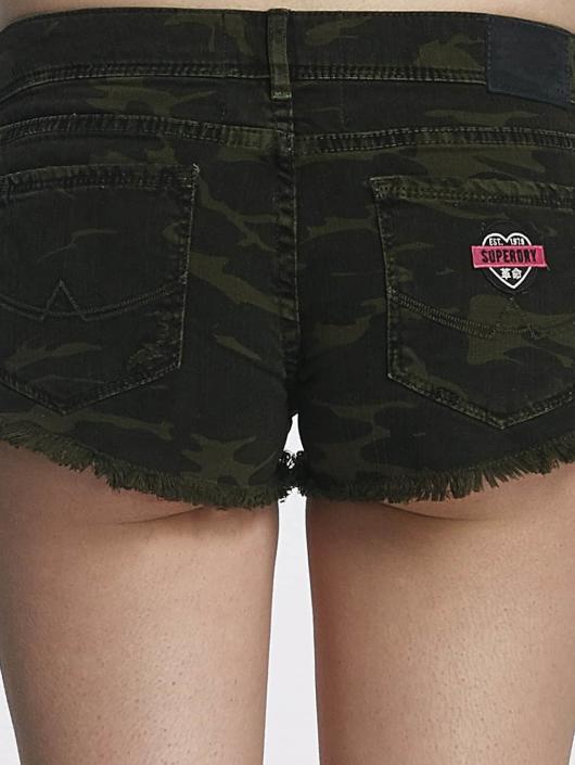 Superdry Short Denim Hot camouflage