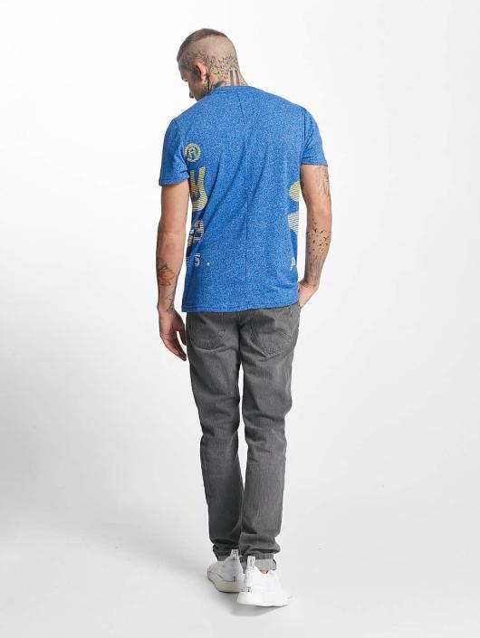 Superdry T-Shirt XL Premium Goods Fade blue
