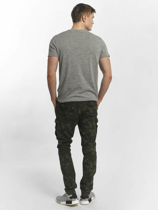 Superdry T-Shirt NYC Goods CO gray