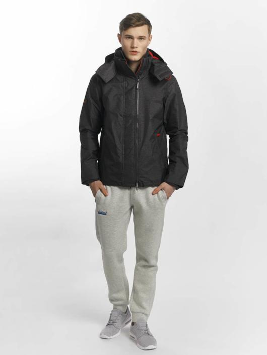 Superdry Winter Jacket Technical Pop gray