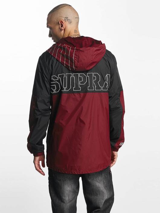 Supra Lightweight Jacket Dash red