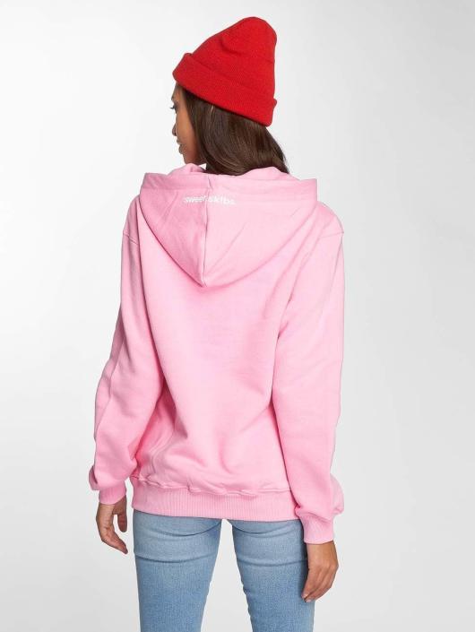 Sweet SKTBS Hoodie Pepsi pink