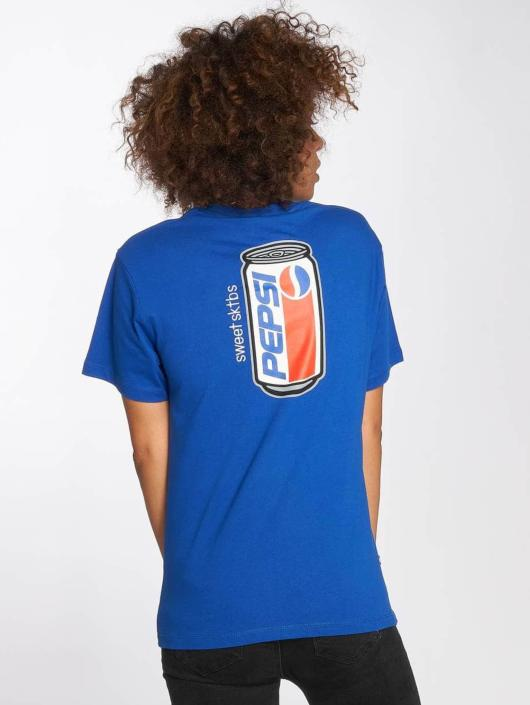 Sweet SKTBS T-Shirt Pepsi Can blue