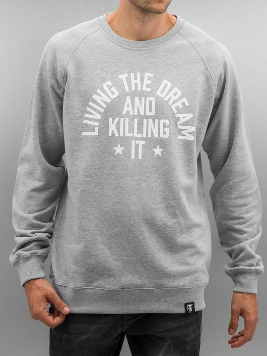 The Dudes Pullover Dream Killer gray