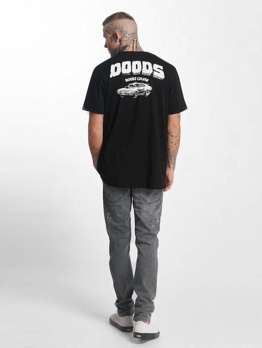 The Dudes T-Shirt Booze Cruise black