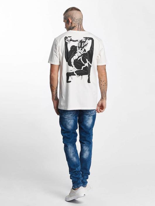 The Dudes T-Shirt Foe white