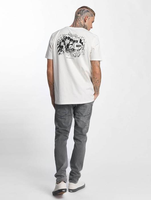 The Dudes T-Shirt Helles white
