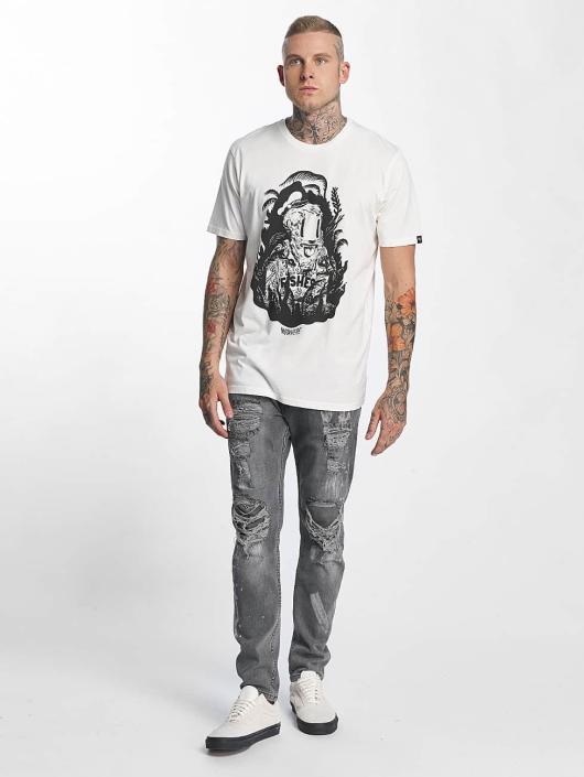 The Dudes T-Shirt Nowhere white