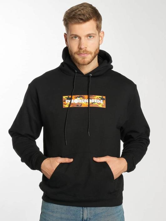 The Hundreds Hoodie Camo Bar black