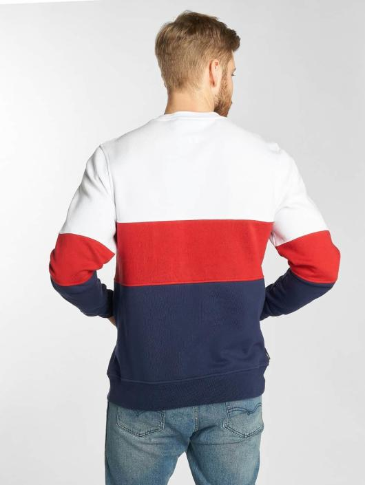 The Hundreds Pullover Channel white