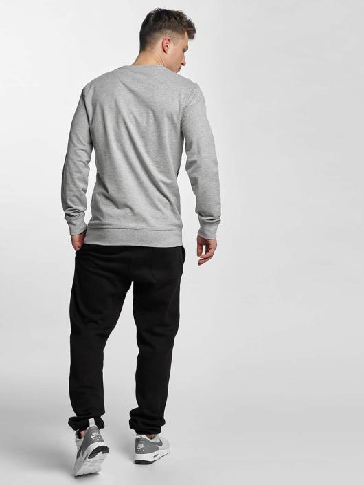 Thug Life Basic Pullover Old Engish gray