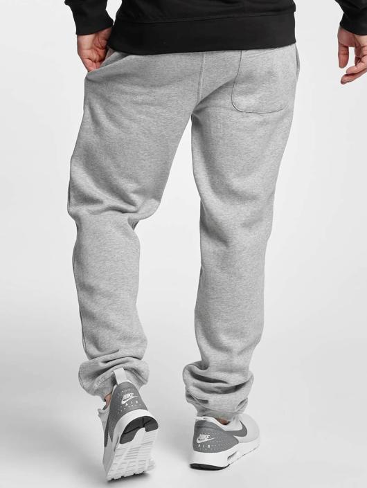 Thug Life Basic Sweat Pant Old English gray