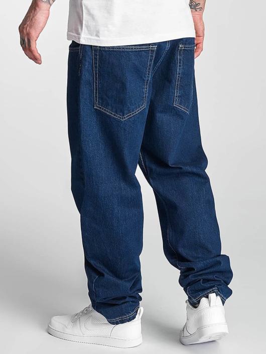 Thug Life Carrot Fit Jeans Leninsk indigo