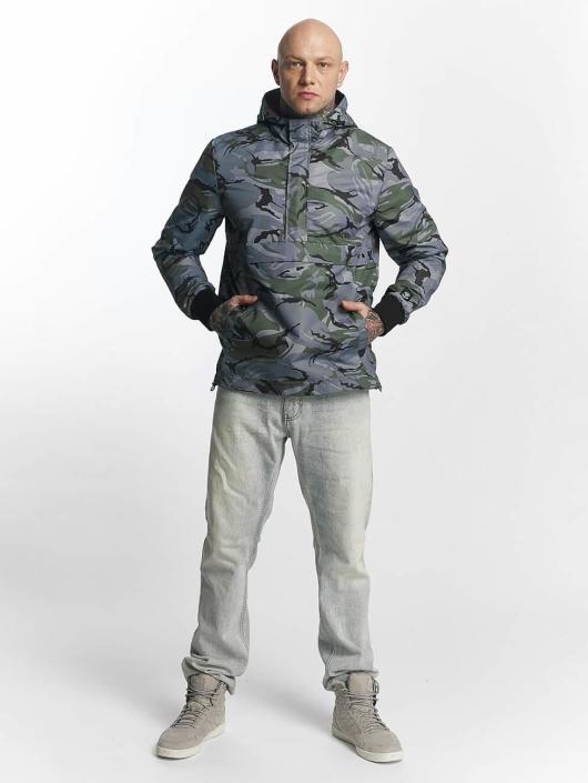 Thug Life Lightweight Jacket Threat gray