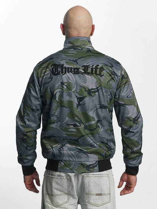 Thug Life Lightweight Jacket Wired gray