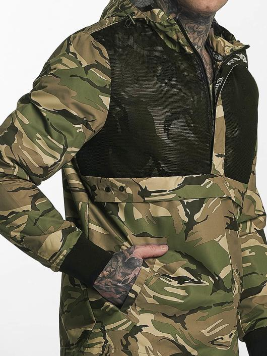 Thug Life Lightweight Jacket Skin green