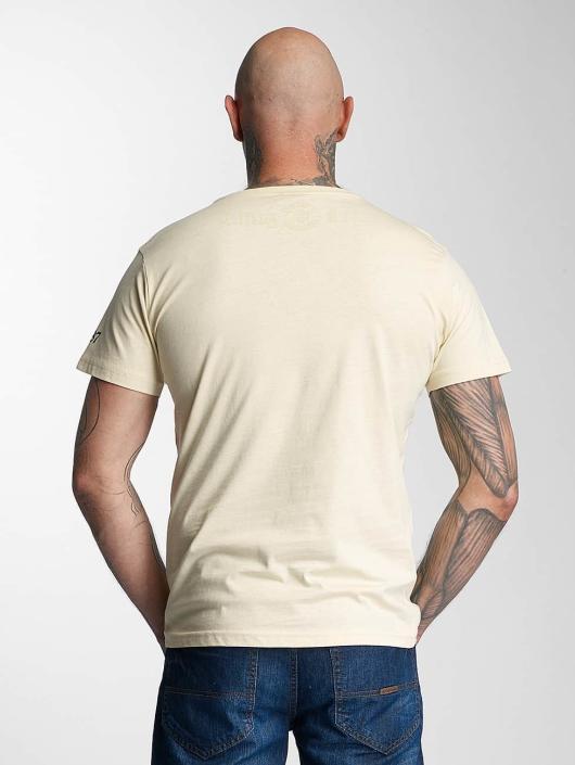 Thug Life T-Shirt No Reason beige