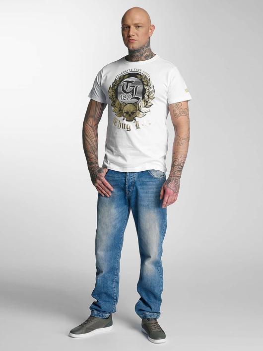 Thug Life T-Shirt Celebrate white