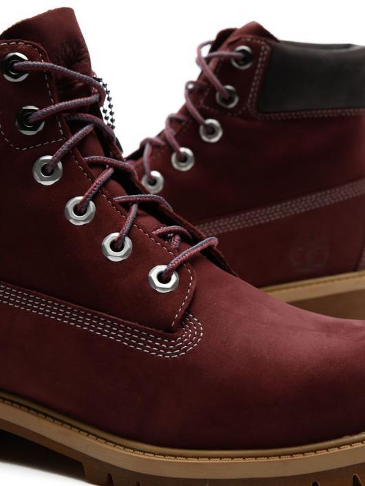 Timberland Sneakers 6 In Premium Waterproof red