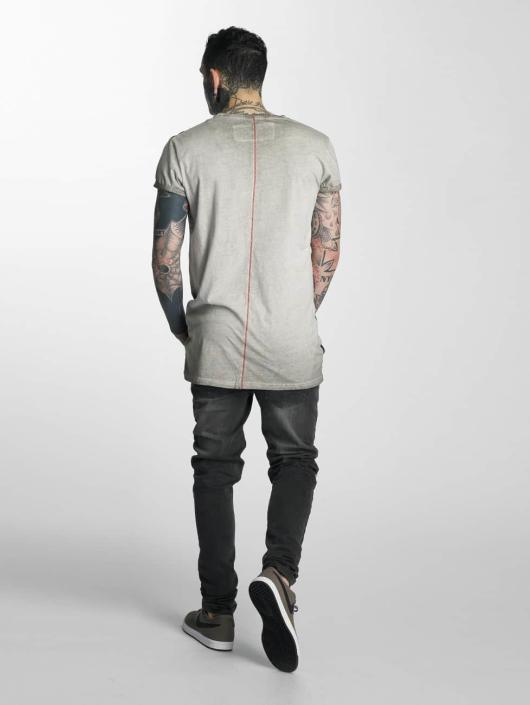 trueprodigy T-Shirt Rock & Riding gray
