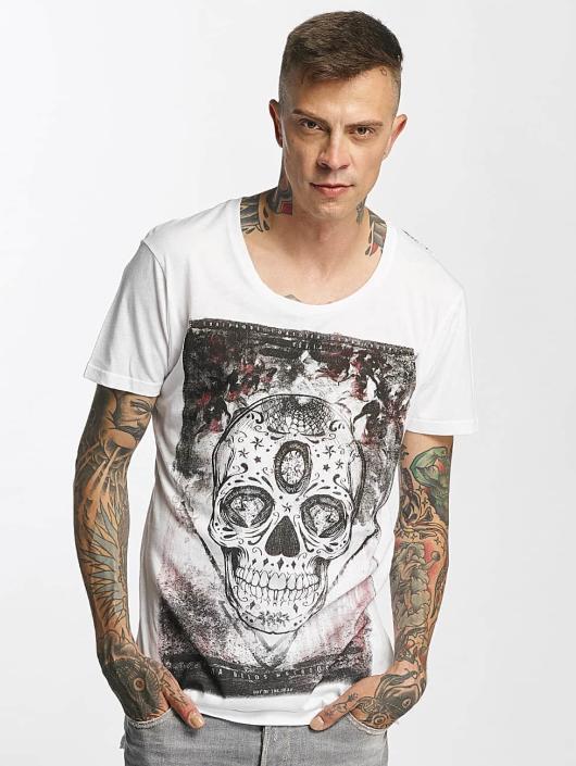 trueprodigy T-Shirt Skull white