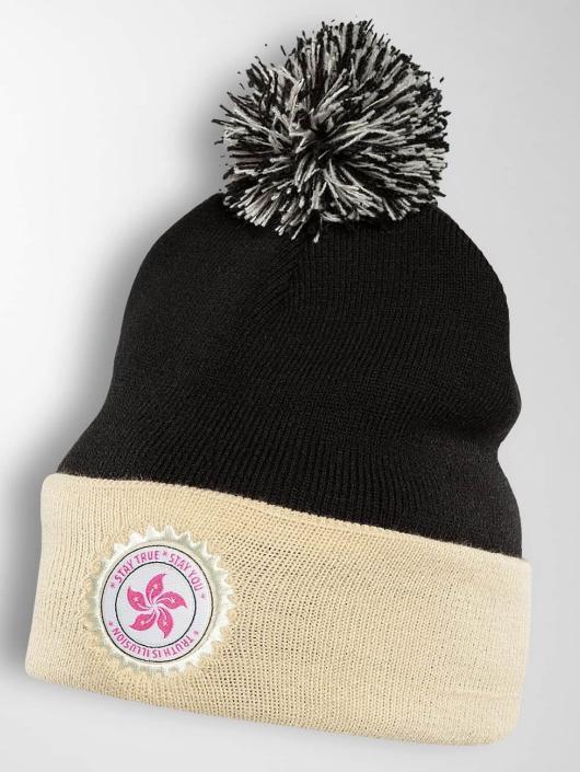 TrueSpin Winter Hat Mandarin black