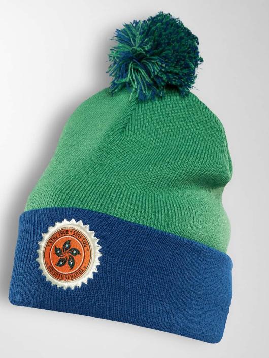 TrueSpin Winter Hat Mandarin green
