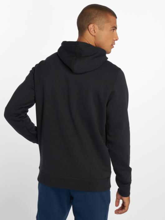 Under Armour Hoodie Rival Fitted black