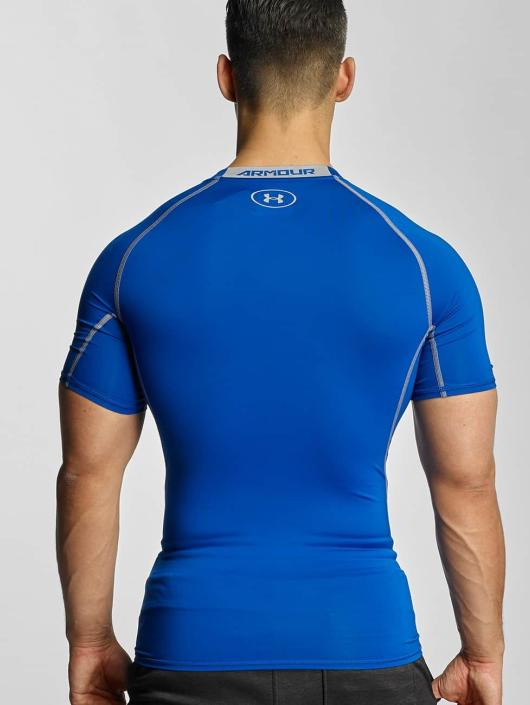 Under Armour T-Shirt Under Armour Heatgear Compression blue
