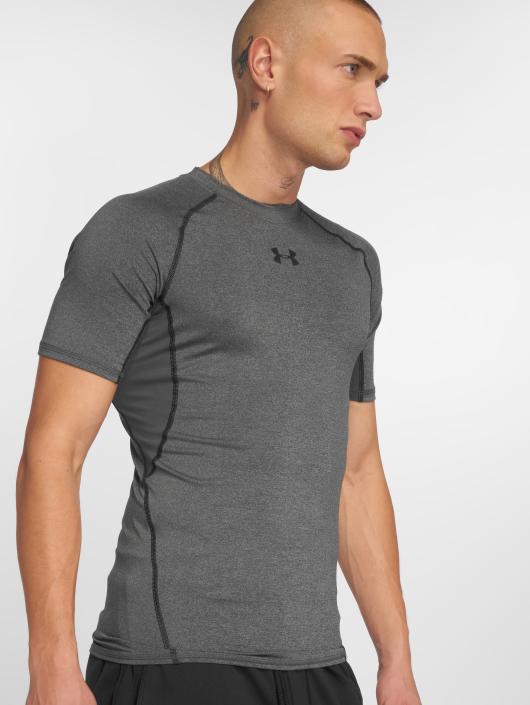 Under Armour T-Shirt Heatgear Compression gray