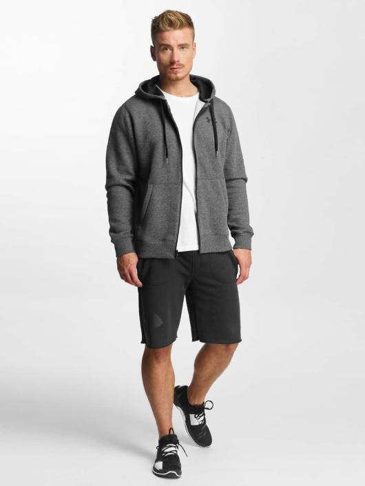 Under Armour Zip Hoodie Rival gray