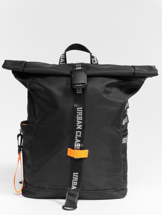 Urban Classics Backpack Nylon black