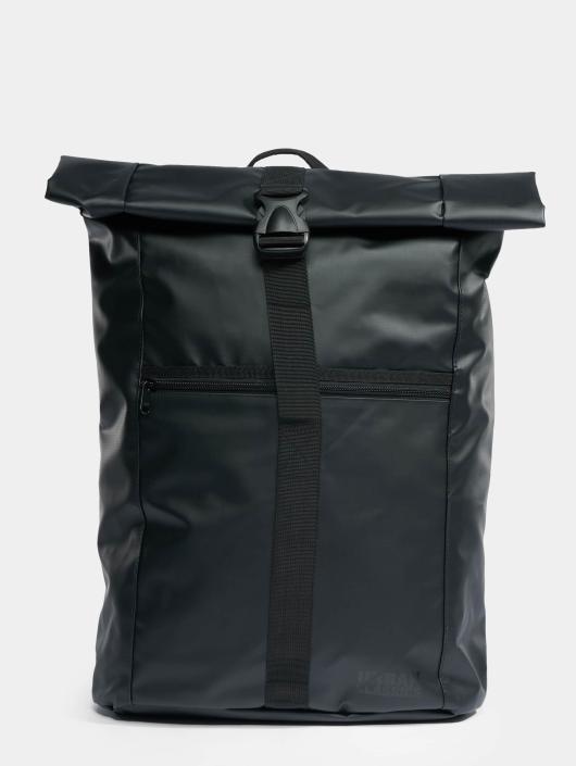 Urban Classics Backpack Folded Messenger black