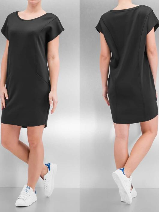 Urban Classics Dress Ladies Scuba black