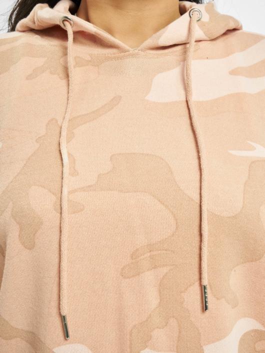 Urban Classics Hoodie Oversized camouflage