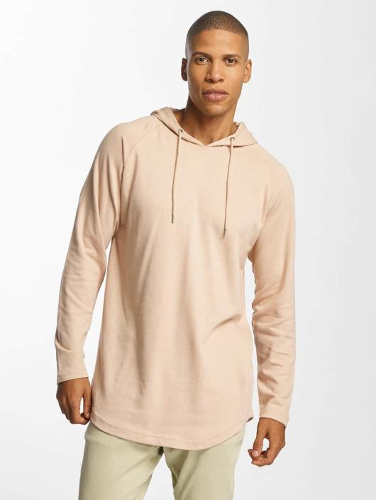 Urban Classics Hoodie Long Shaped Terry rose