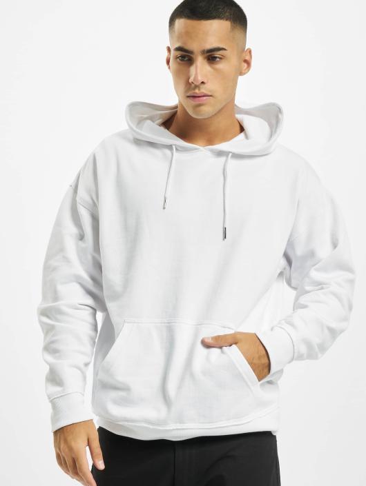 Urban Classics Hoodie Oversized white