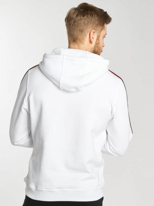 Urban Classics Hoodie Stripe white