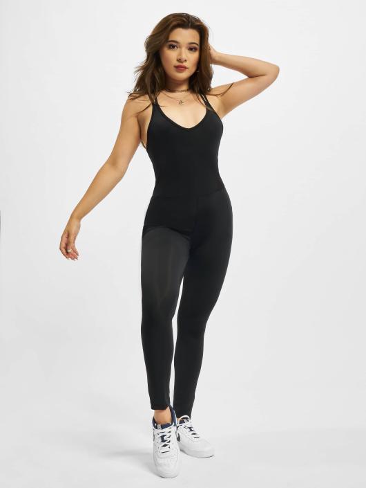 Urban Classics Jumpsuits Tech Mesh black