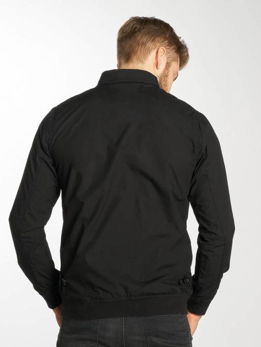Urban Classics Lightweight Jacket Cotton Worker black