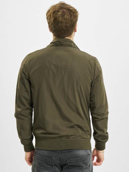 Urban Classics Lightweight Jacket Nylon Training olive