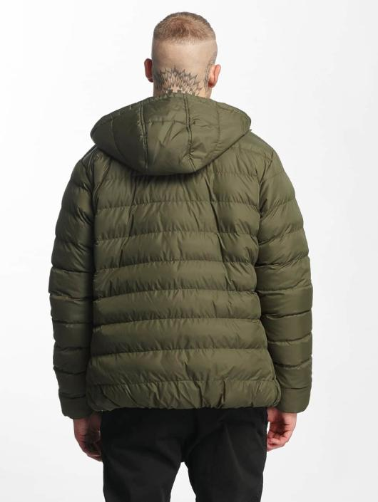 Urban Classics Puffer Jacket Basic Bubble olive