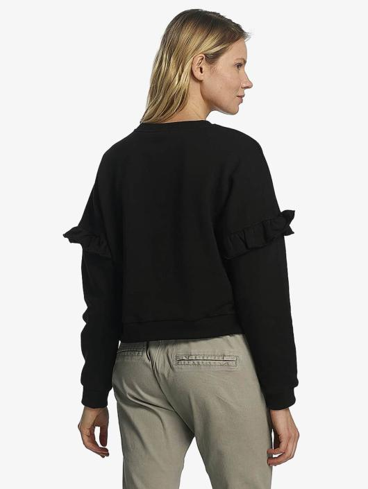 Urban Classics Pullover Oversize Volant black