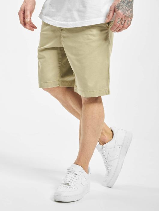 Urban Classics Short Hobart Stretch Twill beige